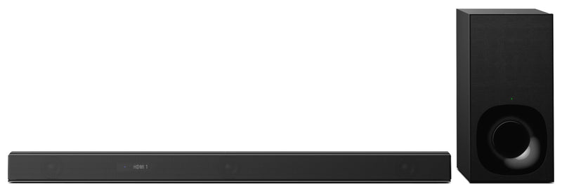 Sony HT-Z9F 3.1 Channel Soundbar and Wireless Subwoofer – 400 W|Barre de son à 3.1 canaux et caisson d'extrêmes graves sans fil de Sony HT-Z9F - 400 W|HTZ9FBAR