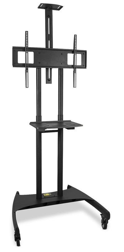 "Kanto Mobile Mount for 50"" to 82"" TVs – MTM82PL-S