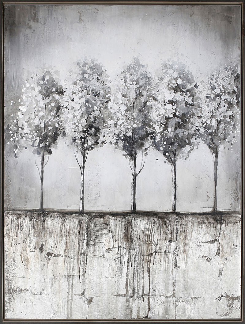 "Grey Trees II – 30.75"" x 40.75""