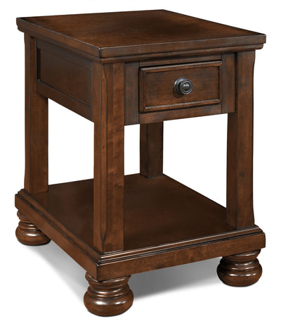 Porter End Table|Table de bout Porter|T697-3ET