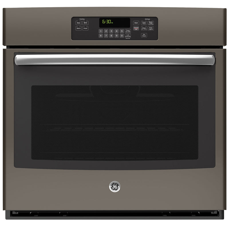 GE 5.0 Cu. Ft. Self-Cleaning Single Wall Oven – JT3000EJES|Four mural simple autonettoyant GE de 5,0 pi3 – JT3000EJES