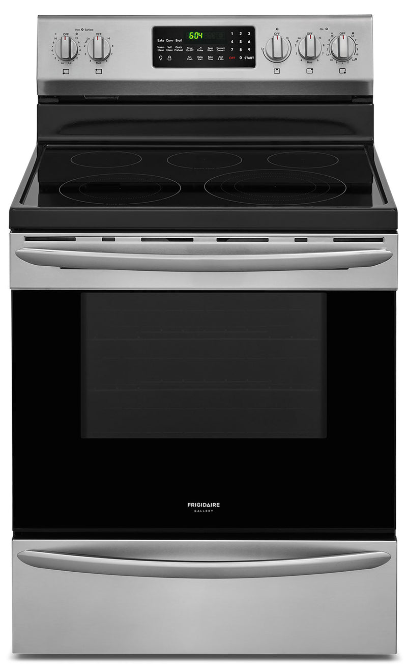 Frigidaire Gallery 5 7 Cu Ft Electric Convection Range