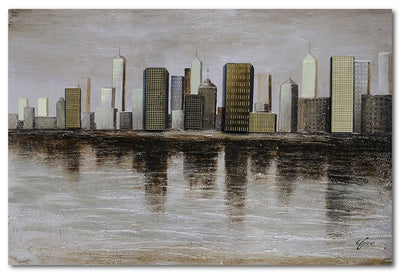 "Downtown - 40"" x 60""