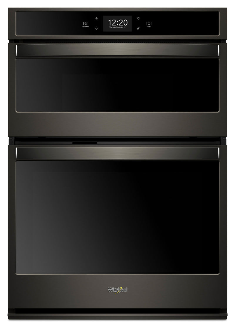 Whirlpool® 5.7 Cu. Ft. Smart Combination Wall Oven with Touchscreen|Four mural combiné intelligent Whirlpool®, écran tactile, 5,7 pi3