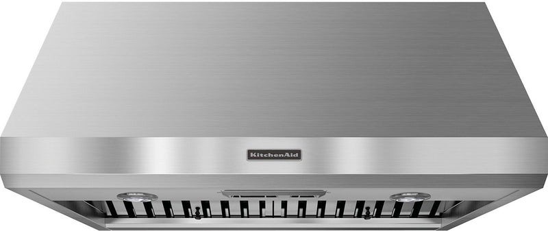 "KitchenAid® 36"" Wall Canopy Hood – Stainless Steel