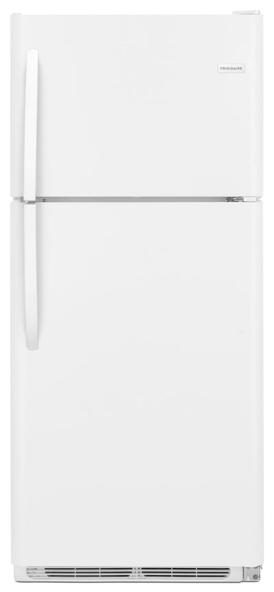Frigidaire 20.4 Cu. Ft. Top-Freezer Refrigerator – FFTR2021TW - Refrigerator in White