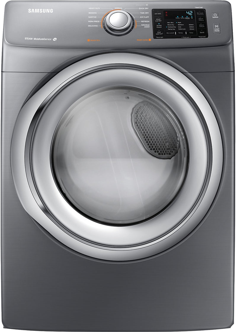 Samsung 7.5 Cu. Ft. Electric Dryer - Platinum|Sécheuse électrique Samsung de 7,5 pi³ - platine
