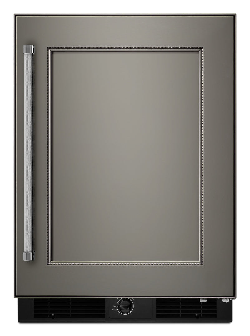 KitchenAid 4.9 Cu. Ft. Undercounter Refrigerator with Right Door Swing - Panel Ready - Refrigerator in Panel Ready