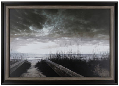 "Path to Lake – 40.25"" x 28.25""