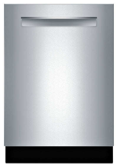 Bosch 500 Series Flush Handle Built-In Dishwasher – SHPM65W55N - Dishwasher in Stainless Steel