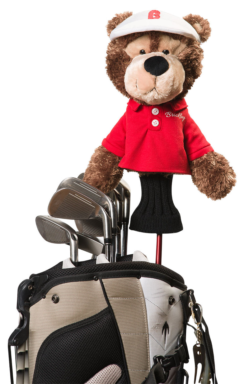 Brickley Golf Club Headcover|Couvre-bâton de golf Brickley