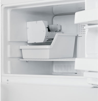 GE Icemaker Kit - Ice Maker in White