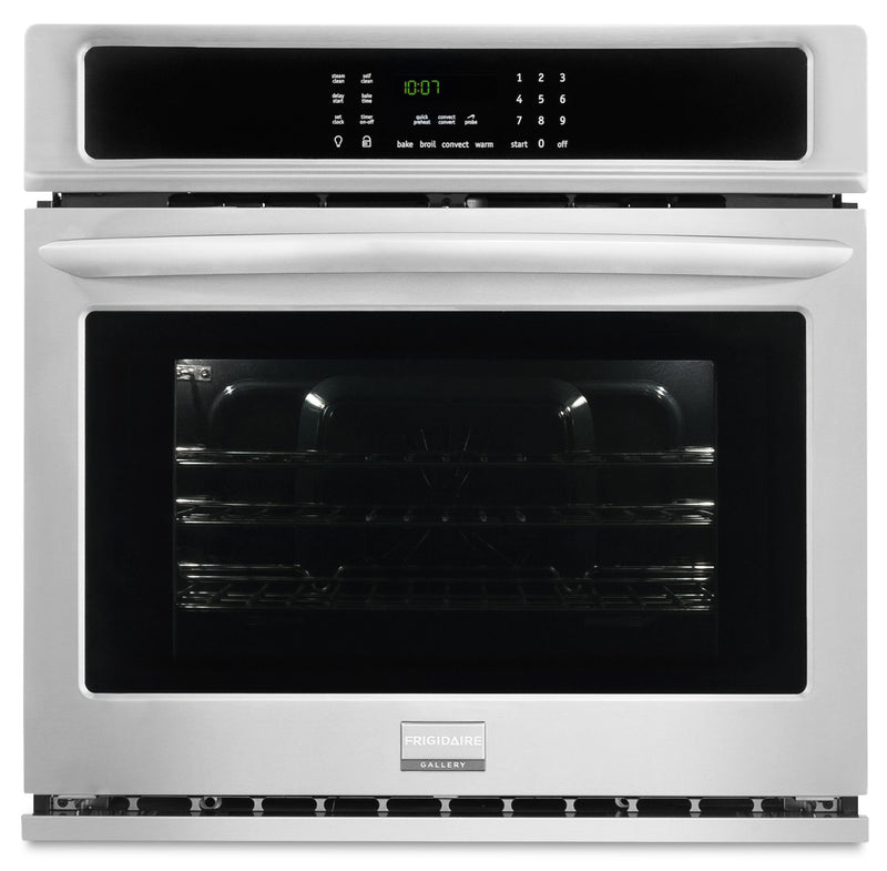 Frigidaire Gallery 4.6 Cu. Ft. Single Wall Oven – Stainless Steel|Four mural simple Frigidaire Gallery de 4,6 pi3 - acier inoxydable