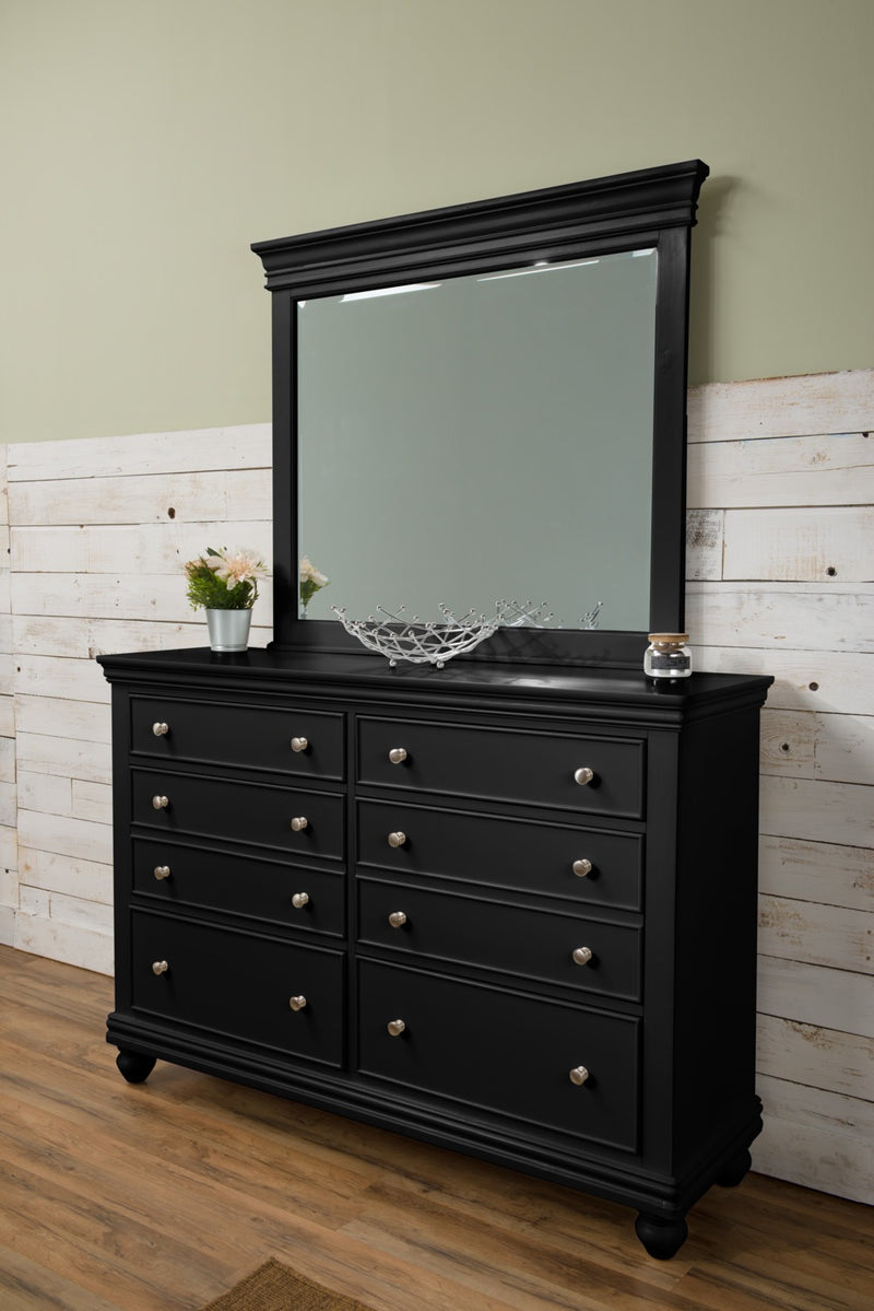Bridgeport Dresser Black The Brick