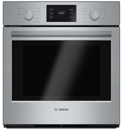 "Bosch® 27"" Single Wall Oven - Stainless Steel - Electric Wall Oven in Stainless Steel"