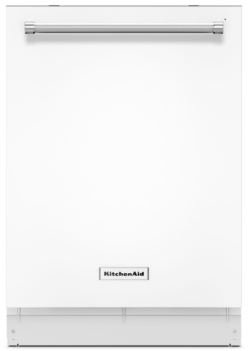 "KitchenAid 24"" Dishwasher with Advanced ProDry™ System - White