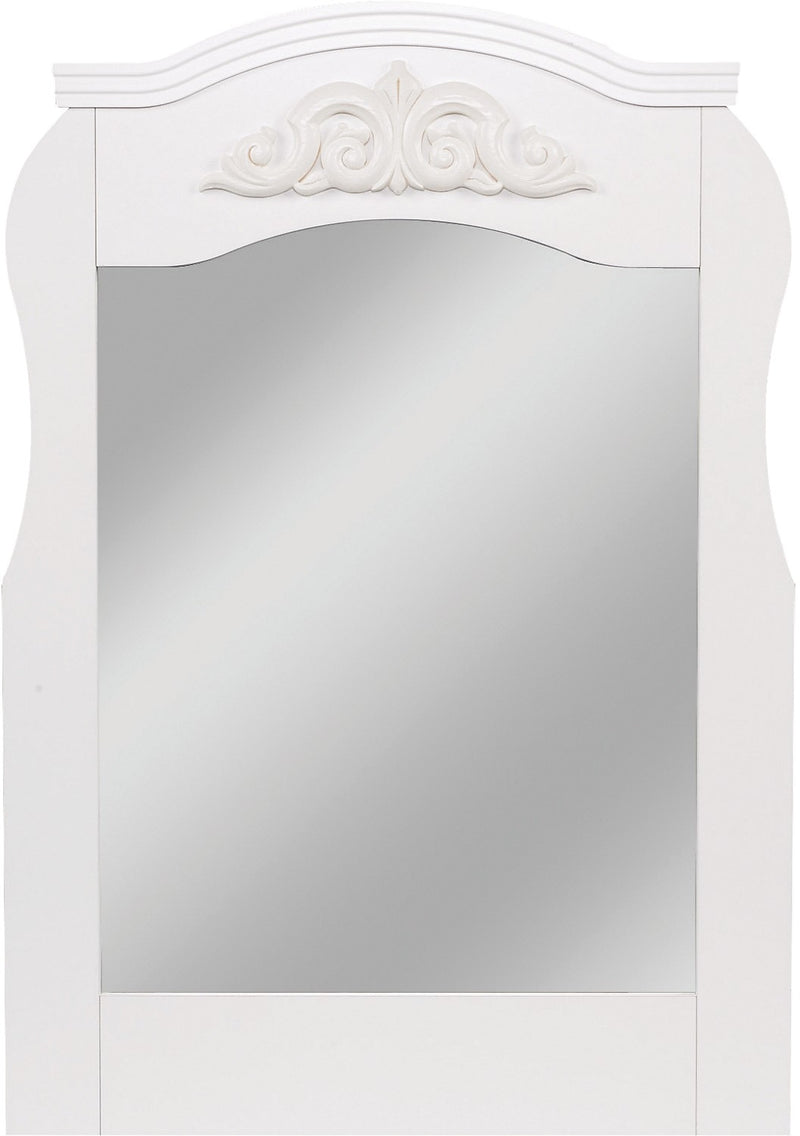 Diamond Dreams White Mirror|Miroir Diamond Dreams