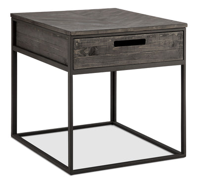 Calistoga End Table|Table de bout Calistoga|CALISETB