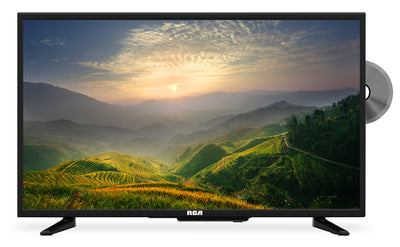 "RCA Television - RCA 32"" 720p HD LED TV/DVD Player Combo"
