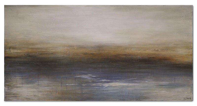 "Calm Seas - 57"" x 29""