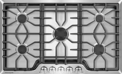 "Frigidaire Gallery 36"" Gas Cooktop – Stainless Steel - Gas Cooktop in Stainless Steel"