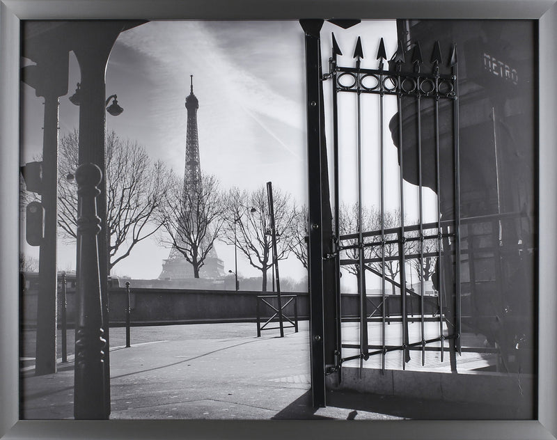 "Paris Gate – 26"" x 33""