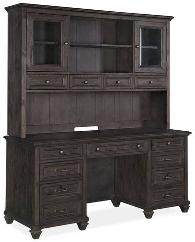 "Calistoga 66"" Desk with Hutch