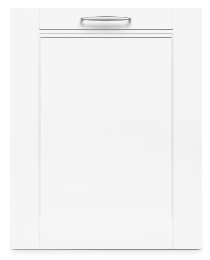 "Bosch 800 Series 24"" Recessed Handle Dishwasher – Panel Ready SGV68U53UC - Dishwasher in Panel Ready"