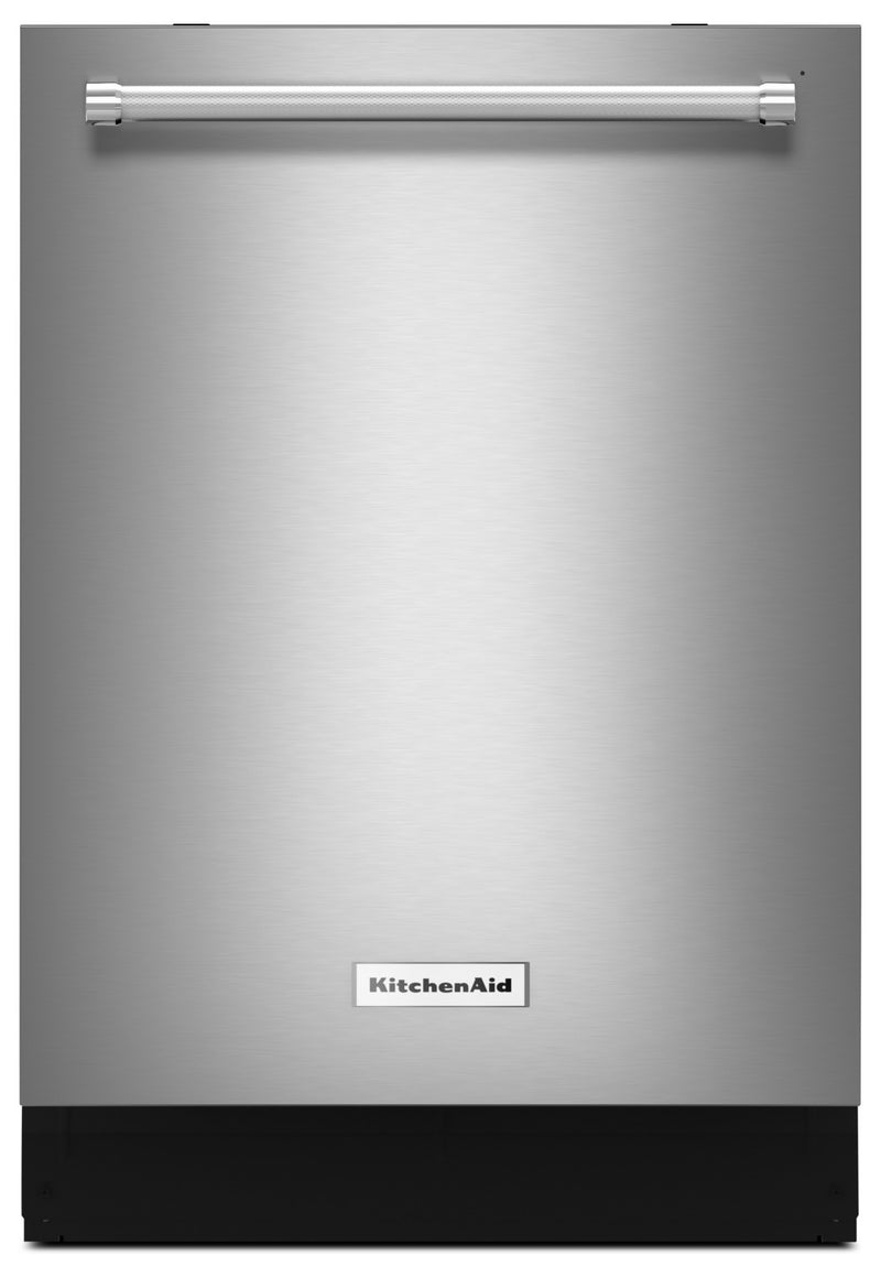 KitchenAid Dishwasher with ProDry™ System and PrintShield™ Finish – KDTE334GPS|Lave-vaisselle KitchenAid avec option de séchage ProDryMC et fini PrintShieldMC – KDTE334GPS