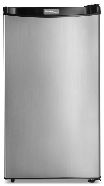 Danby Compact Refrigerator - DCR032A2BSLDD - Refrigerator in Stainless Steel