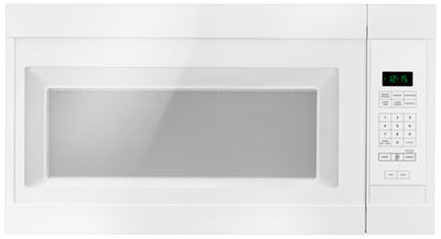 Amana 1.6 Cu. Ft. Over-The-Range Microwave – YAMV2307PFW - Over-the-Range Microwave in White
