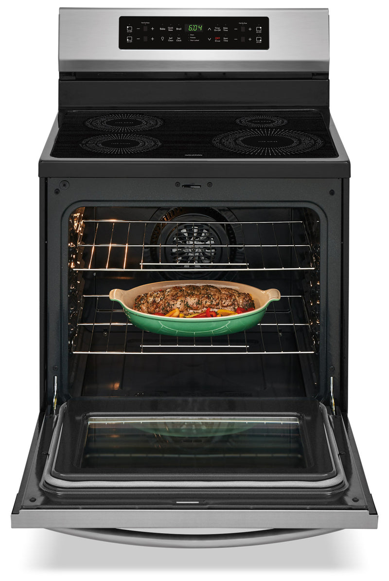 Frigidaire Gallery 30 Quot Freestanding Induction Range