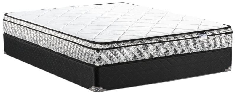 Springwall Odin 3 Euro-Top Firm Queen Mattress Set|Ensemble matelas ferme à Euro-plateau Odin 3 de Springwall pour grand lit