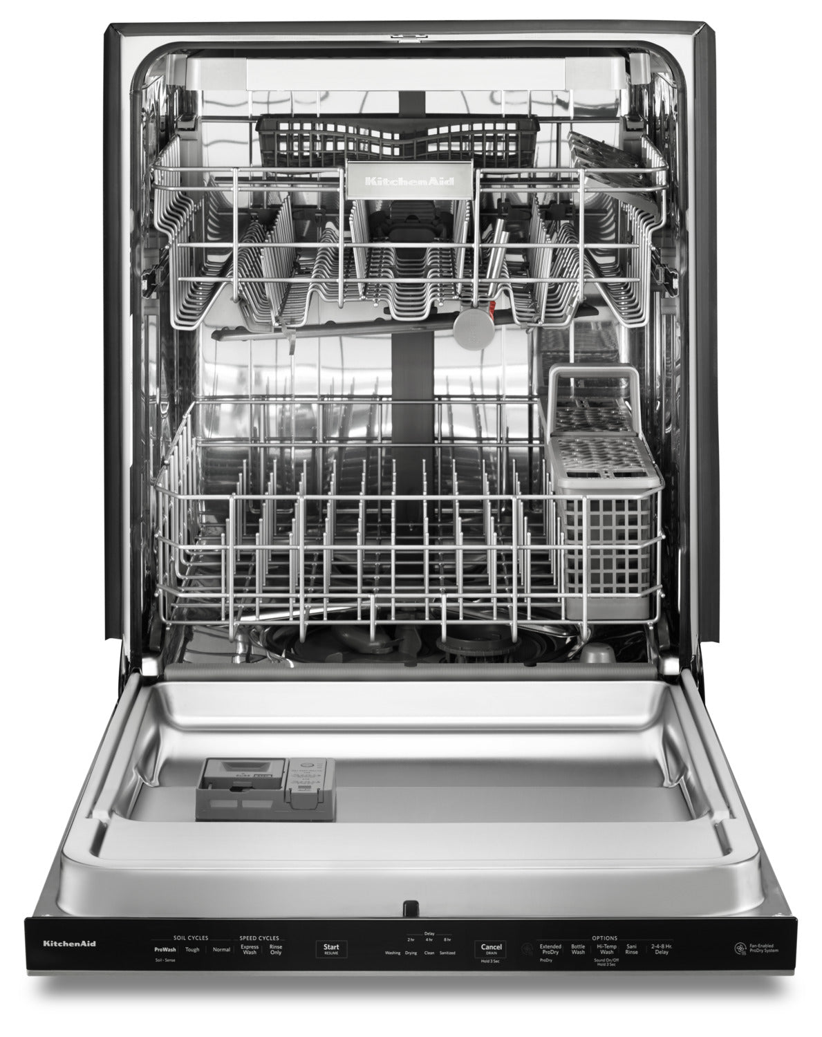 KitchenAid Dishwasher with ProDry™ System and PrintShield™ Finish –  KDTE334GPS