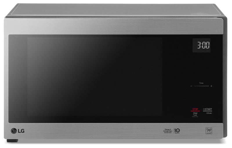 LG 1.5 Cu. Ft. NeoChef Countertop Microwave with Smart Inverter and EasyClean – LMC1575ST|Four à micro-ondes de comptoir LG NeoChefMC de 1,5 pi3 – LMC1575ST