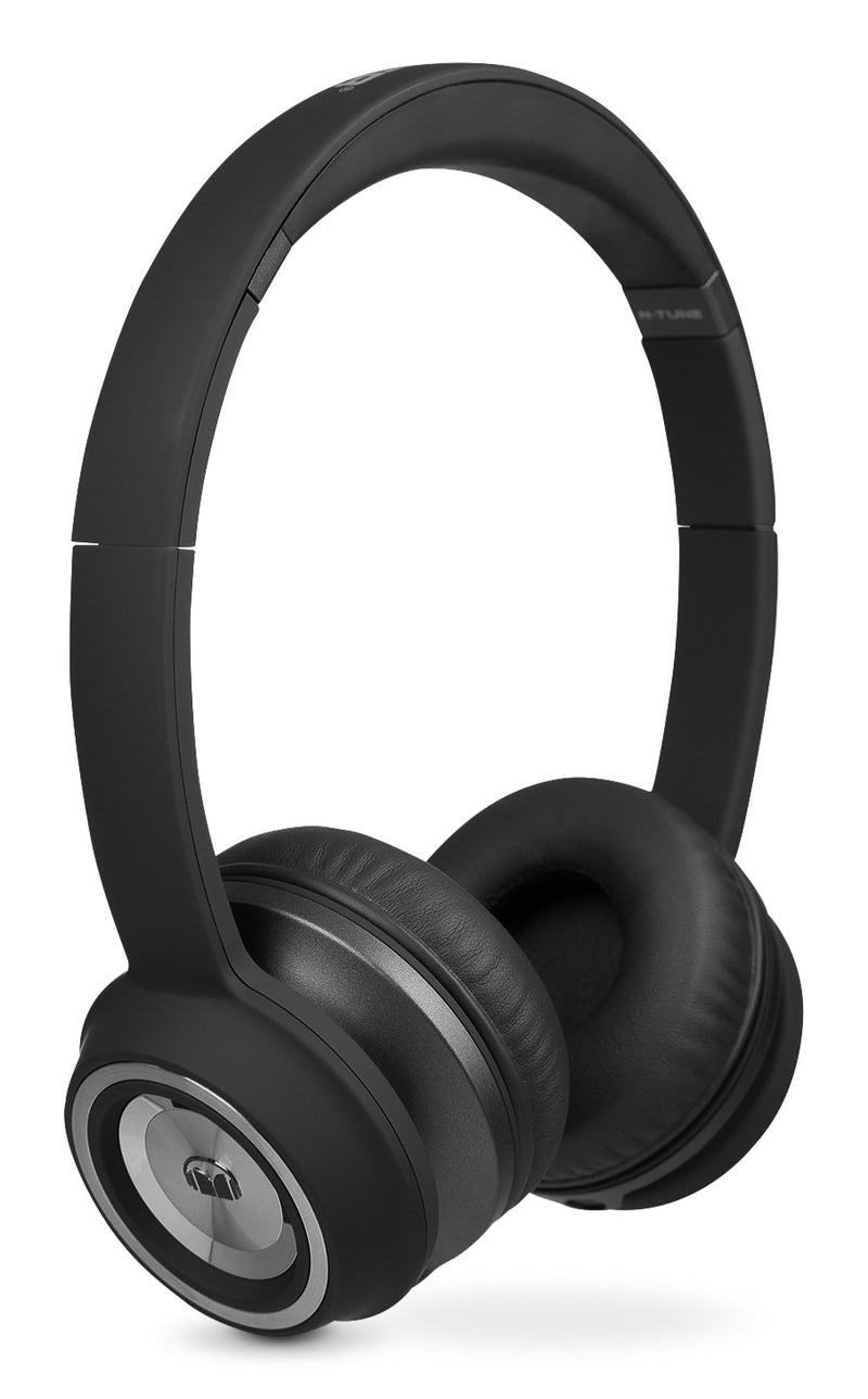 Monster N-Tune™ On-Ear Headphones|Casque d'écoute supra-auriculaire N-TuneMC de Monster|NTUNEHPB