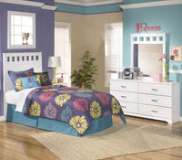Lulu 3-Piece Twin Panel Headboard Package