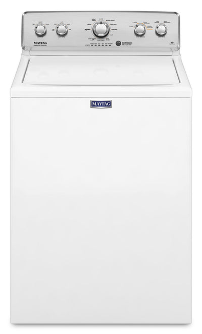 Maytag 4.9 Cu. Ft. Top-Load Washer – MVWC565FW - Washer in White