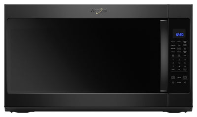Whirlpool 2.1 cu. ft. Over the Range Microwave with Steam cooking|Four à micro-ondes à hotte intégrée avec cuisson à vapeur, Whirlpool®,  2,1 pi3|YWMH535B