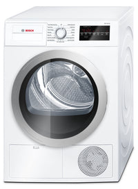 Bosch 4.0 Cu. Ft. 500 Series Compact Dryer – White