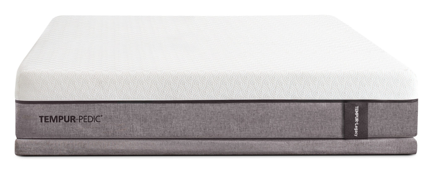 Tempur Legacy Limited Edition Tight Top King Mattress Set The Brick