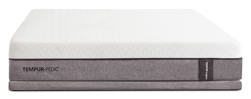 TEMPUR-Legacy™ Limited Edition Tight-Top Low-Profile Split Queen Mattress Set|Ensemble matelas à plateau régulier divisé à profil bas TEMPUR-Legacy de série limitée pour grand li