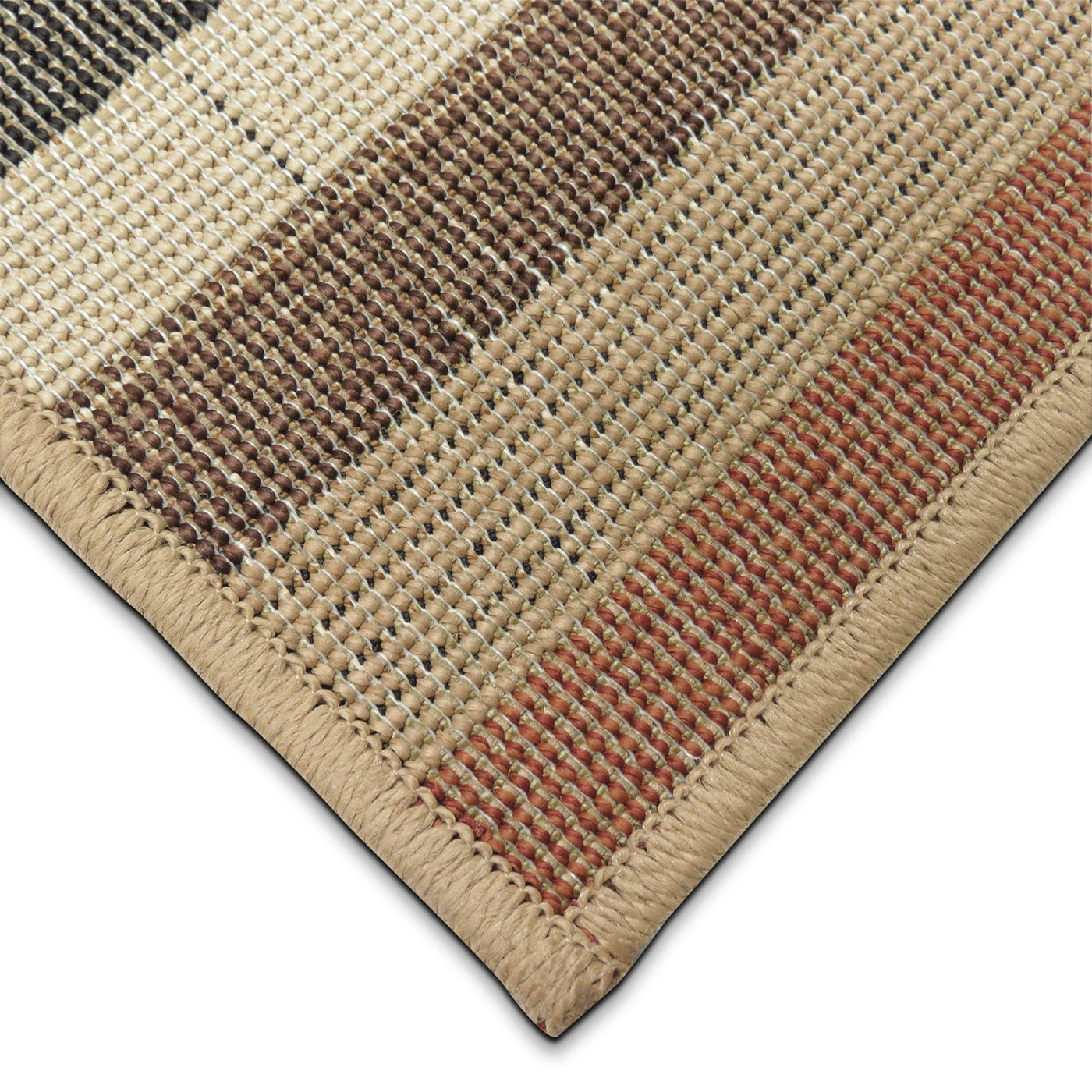 Tonal Striped Area Rug 7 X 10 The Brick