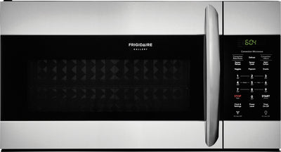 Frigidaire Gallery 1.5 Cu. Ft. Over-the-Range Microwave with Convection – FGMV155CTF - Over-the-Range Microwave in Stainless Steel