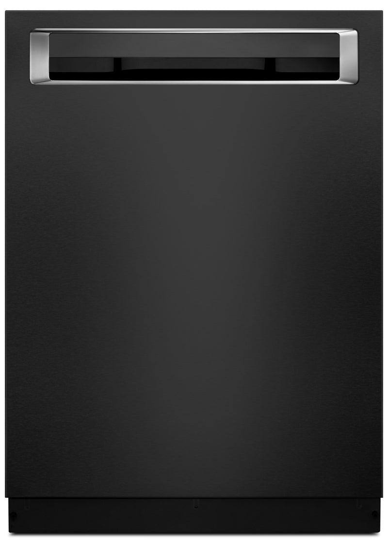 KitchenAid Dishwasher with ProDry™ System and PrintShield™ Finish – KDPE234GBS|Lave-vaisselle KitchenAid avec option de séchage ProDryMC et fini PrintShieldMC – KDPE234GBS