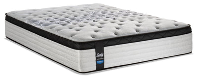Sealy Posturepedic Proback Plus Rose Petal Eurotop King Mattress|Matelas à Euro-plateau Rose Petal PosturepedicMD PROBACKMD Plus de Sealy pour très grand lit|ROSEPTKM