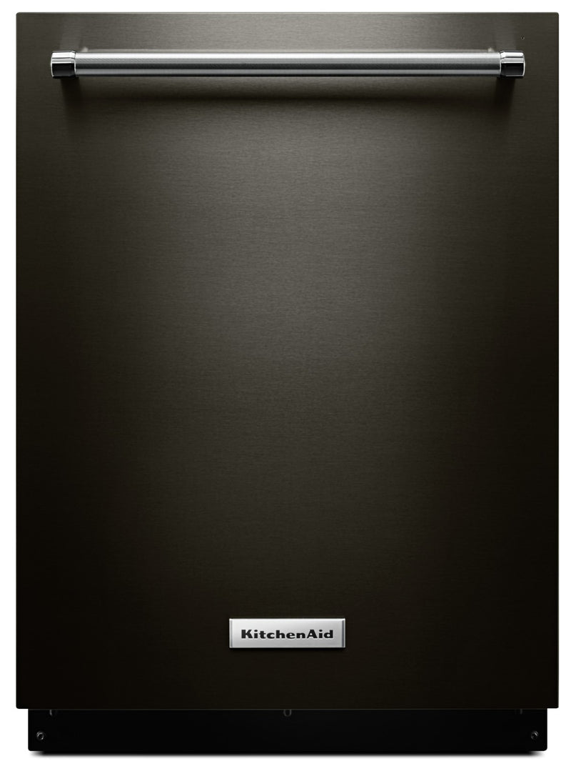 "KitchenAid Black 24"" Dishwasher – KDTE234GBS