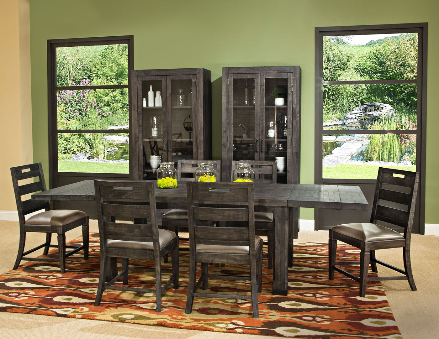Calistoga 7 Piece Dining Package