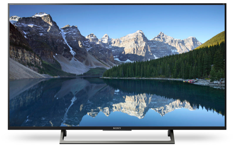 "Sony 49"" X800E Series 4K UHD LED Television with Android TV