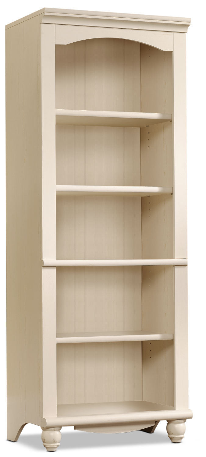 Harbor View Bookcase – Antique White|Bibliothèque Harbor View - blanc antique